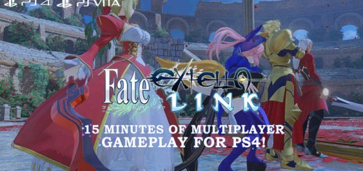 Play-Asia.com, Fate/Extella Link, Fate/Extella Link PlayStation 4, Fate/Extella Link PS Vita, Fate/Extella Link Japan, Fate/Extella Link price, Fate/Extella Link release date, Fate/Extella Link gameplay, Fate/Extella Link features, Fate/Extella Link new gampeplay trailer, Fate/Extella Link 15 minutes gameplay, Fate/Extella Link Update