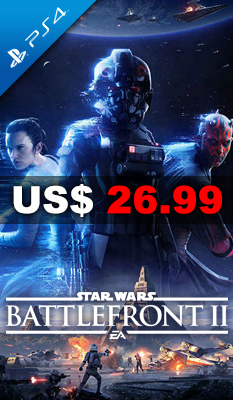 STAR WARS BATTLEFRONT II Electronic Arts