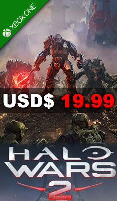 HALO WARS 2 [ULTIMATE EDITION] Microsoft
