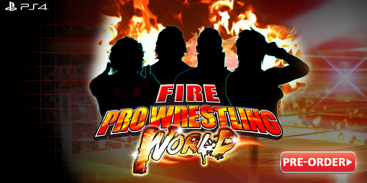 Let's Get Ready to Rumble in Fire Pro Wrestling World this