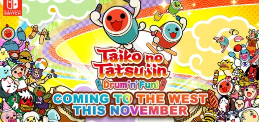 Taiko no Tatsujin: Nintendo Switch Version!, Taiko no Tatsujin, Switch, Japan, Asia, gameplay, features, trailer, screenshots, update, Western release, game update