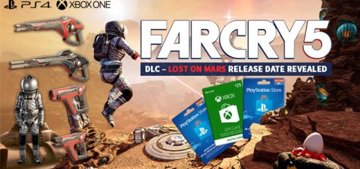 Far Cry 5, Far Cry 5 DLC, Lost on Mars DLC, Far Cry 5 Lost on Mars DLC, release date, price, gameplay, features, US, Europe, Asia, Australia, Japan