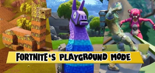 fortnite, fortnite playground mode, fortnite update