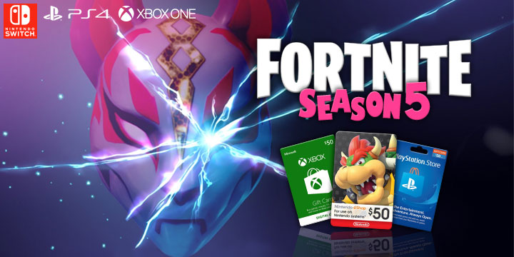 Say Hello To The New Season Of Fortnite On July 12
