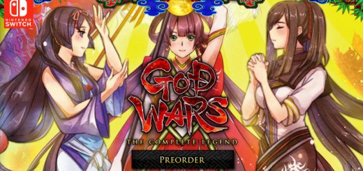God Wars The Complete Legend, Nintendo Switch, North America, US, Europe, Australia, release date, price, gameplay, features, game, trailer