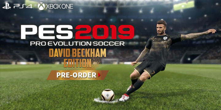 Konami is Ready to Kick as Pro Evolution Soccer 2019 Will