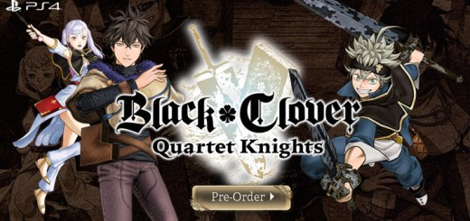 Black Clover: Quartet Knights, PlayStation 4, Japan, US, Europe, North America, release date, features, gameplay, price, game