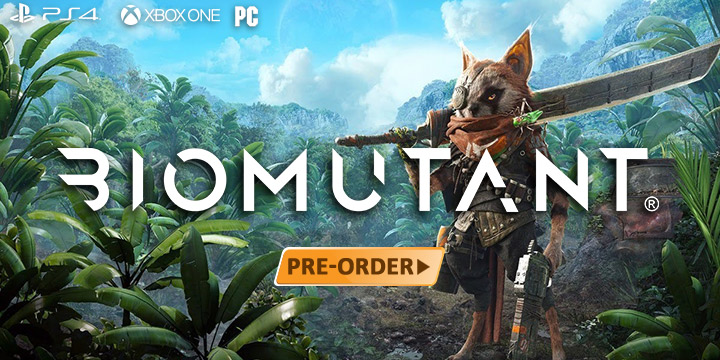 Biomutant, PS4, XONE, PC, US, Europe, THQ Nordic, gameplay, features, release date, price, trailer, screenshots, gamescom, Gamescom 2018