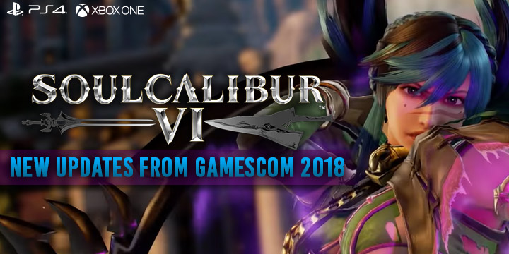 SoulCalibur VI UPDATE: New DLC Character, New Story Mode & More!