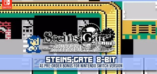 Steins;Gate Elite, Steins;Gate, PS4, PS Vita, Switch, Japan, gameplay, features, release date, price, trailer, screenshots, update, Steins;Gate 8-bit, シュタインズ・ゲート エリート