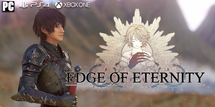 Playdius' Edge of Eternity Confirmed for Steam Early Access on November