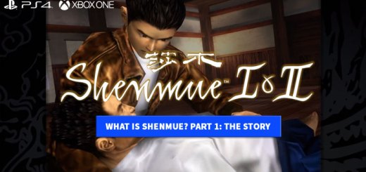 Shenmue I & II, PlayStation 4, Xbox One, release date, gameplay, features, price, trailer, update, What is Shenmue? Part 1: The Story, game