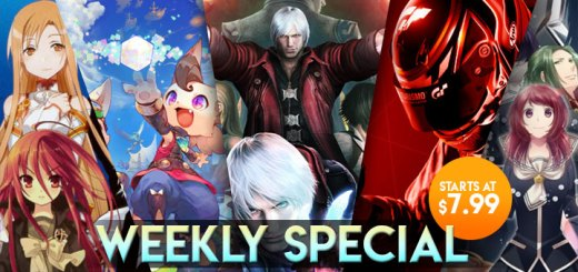 WEEKLY SPECIAL: Onechanbara Z2: Chaos, Devil May Cry 4, Gran Turismo Sport, & More!