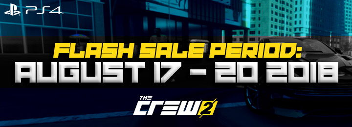 The Crew 2, Asia, price, gameplay, features, trailers, PlayStation 4, Deluxe Edition, Gold Edition, Motor Nation Collector's Edition, Limited Edition
