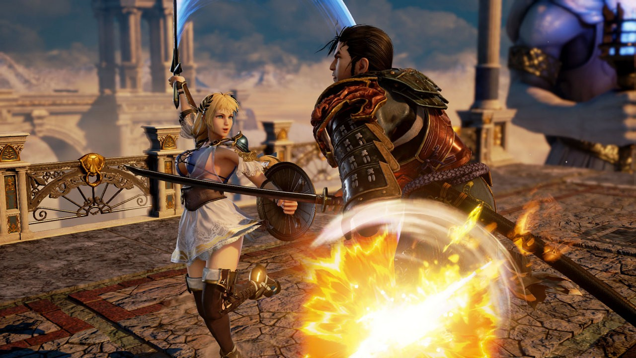 SoulCalibur VI: Amy is Coming this March 25th as DLC Character