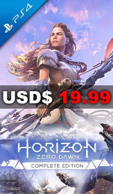 HORIZON: ZERO DAWN [COMPLETE EDITION] Sony Computer Entertainment