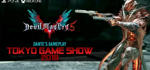 Devil May Cry, Devil May Cry 5 . Capcom, Ps4, XONE, Us, Europe, Japan, gameplay, features, release date, price, trailer, screenshots, update, TGS, TGS 2018, Tokyo Game Show, Tokyo Game Show 2018, Dante gameplay