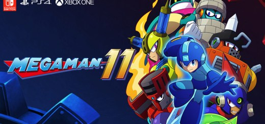 Mega Man, Mega Man 11, RockMan, RockMan 11, PS4, XONE, Switch, US, Europe, Australia, Japan, Asia, gameplay, features, release date, price, trailer, screenshots, Capcom, TGS, TGS 2018, Tokyo Game Show, Tokyo Game Show 2018, RockMan 11: Unmei no Haguruma!!, RockMan 11 Unmei no Haguruma, ロックマン11 運命の歯車!!
