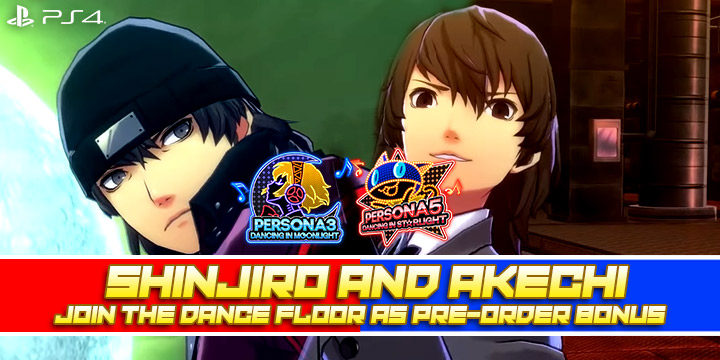 See the Pre-Order Bonus for the Western Persona Dancing Versions Here