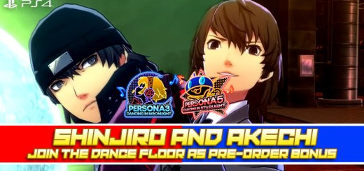 Persona, Persona 3, Persona 5, Persona 3: Dancing in Moonlight, Persona 5: Dancing in Starlight, Persona Dancing: Endless Night Collection, Persona Dancing, gameplay, features, release date, price, Western release, PS4, US, Europe, Australia, trailer, pre-order bonus, screenshots