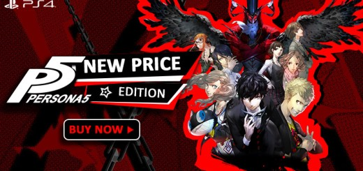 Persona 5 (New Price Edition), ペルソナ5 新価格版, Persona 5, Shin Megami Tensei: Persona 5, PlayStation 4, Japan, release date, gameplay, price, game, trailer