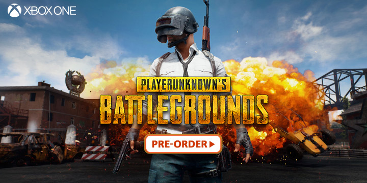 Playerunknown S Battlegrounds A Full Release Exclusively On Xone