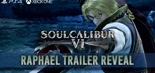 SoulCalibur VI, Raphael, US, North America, Europe, Australia, Japan, release date, gameplay, features, price, update