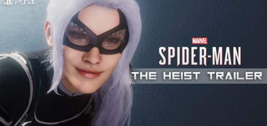 Spider-Man, The Heist Trailer, DLC Trailer, PlayStation 4, Japan, Asia, US, North America, Europe, release date, gameplay, features, price, trailer, DLC, The Heist DLC, Marvel's Spider-Man: City That Never Sleeps, City That Never Sleeps DLC, update, post-launch DLC