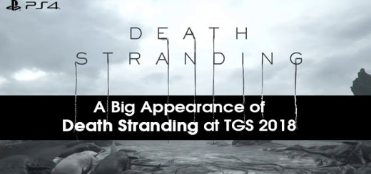 Death Stranding, PlayStation 4, US, North America, Europe, game, release date, trailer, screenshots, Tokyo Game Show 2018, update
