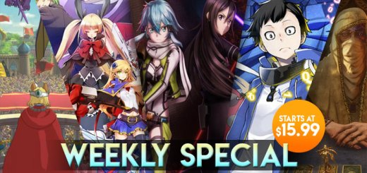 WEEKLY SPECIAL: Ni no Kuni II, Fallen Legion, Digimon Story Cyber Sleuth: Hacker's Memory, & More!