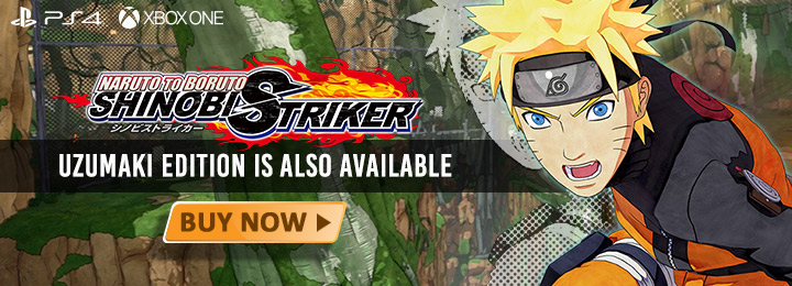 Naruto to Boruto: Shinobi Striker, Naruto, US, Europe, Japan, Asia, PS4, XONE, gameplay, features, trailer, screenshot, Jiraiya, DLC, update