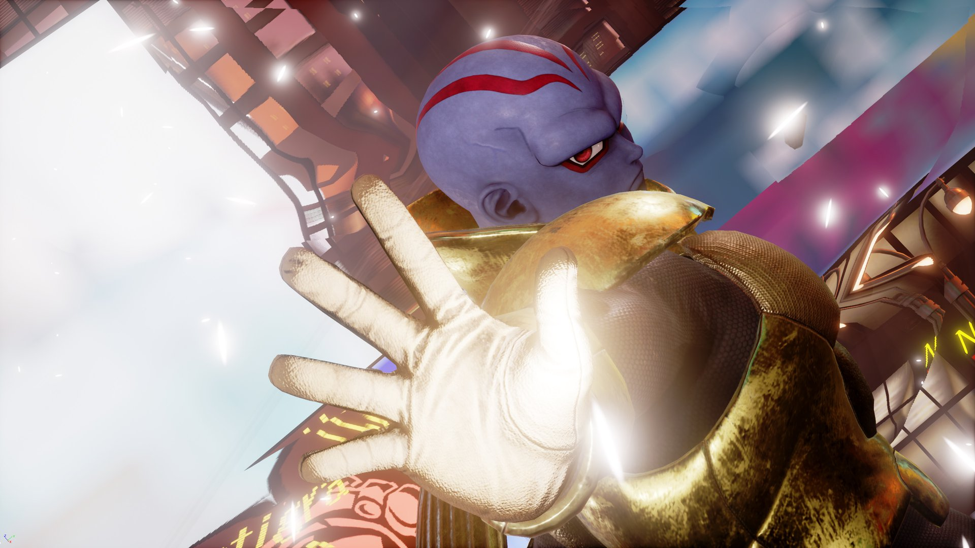 Jump Force, PlayStation 4, Xbox One, release date, gameplay, price, features, US, North America, Europe, new character, update, Kane, new screenshots