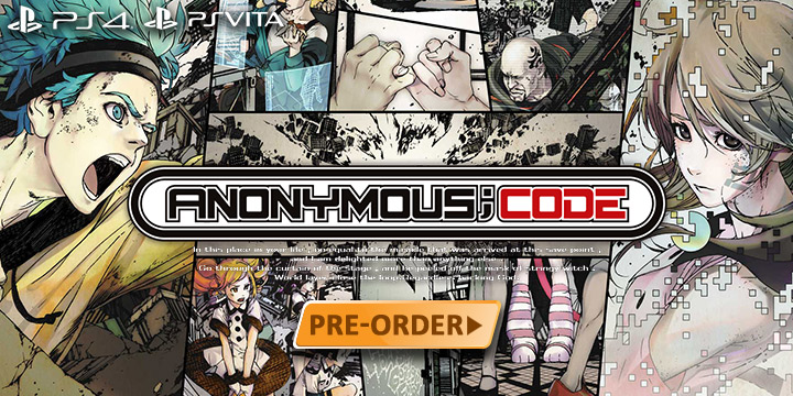 Anonymous;Code, Anonymous Code, PlayStation 4, PlayStation Vita, Japan, release date, price, gameplay, features, 5pb, game, trailer