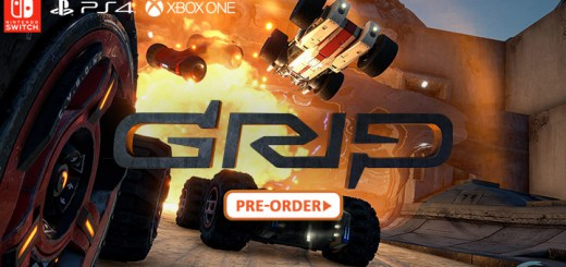 GRIP: Combat Racing, PlayStation 4, Xbox One, Nintendo Switch, US, North America, Asia, Europe, gameplay, features, Price, Wired Productions, racing game, game