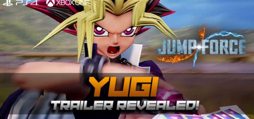 Jump Force, PlayStation 4, Xbox One, release date, gameplay, price, features, US, North America, Europe, Yu-Gi-Oh, new character, update, Yugi Character Trailer, Yugi trailer reveal, new trailer