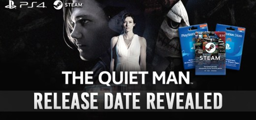 The Quiet Man, PlayStation 4, Steam, release date, gameplay, price, digital, PSN cards, Steam cards, Square Enix, trailer, update, game