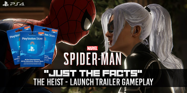 spider-man the heist  u0026quot just the facts u0026quot