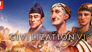 Sid Meier's Civilization VI with English & Chinese Support
