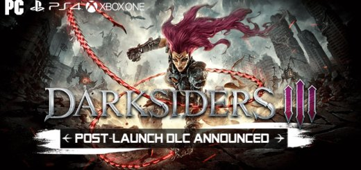 Darksiders III, THQ Nordic, PS4, Xbox One, PC, US, North America, Europe, gameplay, features, price, update, DLC, The Crucible, Keepers of the Void, game