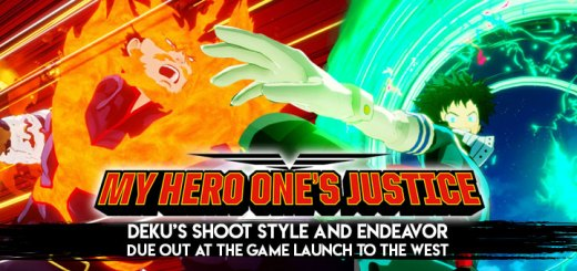 My Hero One's Justice,My Hero One's Justice, Boku no Hero Academia One's Justice, PS4, XONE, Switch, Boku no Hero Academia, gameplay, features, trailer, screenshots, Arcade Mode, Endeavor, DLC, Izuku Midoriya, Shoot Style