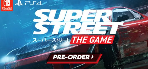 Super Street: The Game, Nintendo Switch, PS4, PC, features, price, game, gameplay, release date, europe, Team6 Games Studios, Funbox Media, racing game