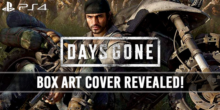 Days Gone, PS4, PlayStation 4, US, Europe, Asia, gameplay, features, release date, price, trailer, screenshots, update, box art