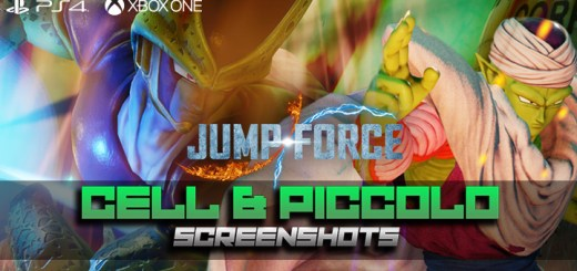 Jump Force, PlayStation 4, Xbox One, release date, gameplay, price, features, US, North America, Europe, new character, update, Cell, Piccolo, screenshots
