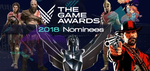 The Game Awards, The Game Awards 2018, Nominees