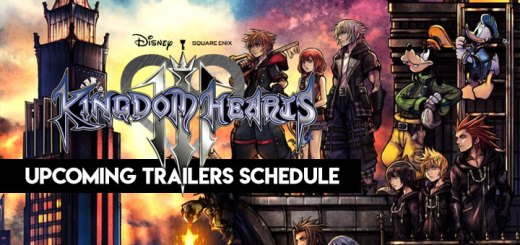 Kingdom Hearts III, Square Enix, PS4, XONE, US, Europe, Australia, Japan, update, Square Enix, screenshots, trailer schedule