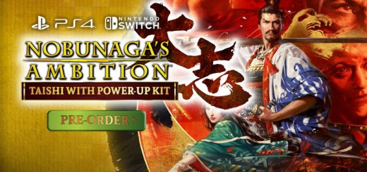 Nobunaga's Ambition: Taishi, Nobunaga's Ambition: Taishi with Power-Up Kit, Koei Tecmo Games, PlayStation 4, Nintendo Switch, release date, price, gameplay, features