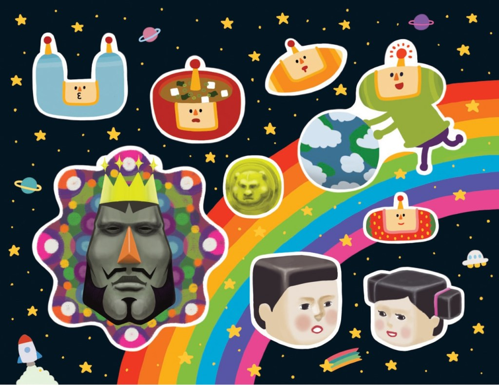 Katamari Damacy REROLL (Multi-Language), Katamari Damacy REROLL, Katamari Damacy Encore, Nintendo Switch, US, North America, Japan, Asia, release date, price, gameplay, features, Bandai Namco Games, English support