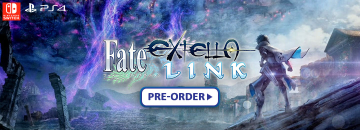 Fate/Extella Link, US, PS4, gameplay, features, release date, price, trailer, screenshots, updates, Western release, localization, Nintendo Switch, Switch