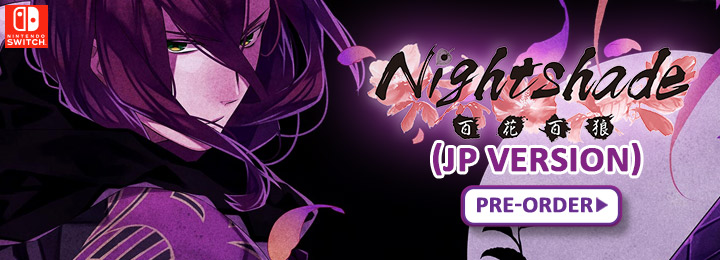 Nightshade (Multi-Language) | Available for Pre-order here
