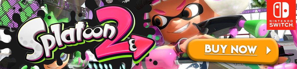 amiibo Splatoon 2 Series Figures, amiibo, Splatoon 2, amiibo Splatoon 2 Series Figure (Hime & Ida) Re-run, Hime, Ida, pre-order, release date, features, trailer